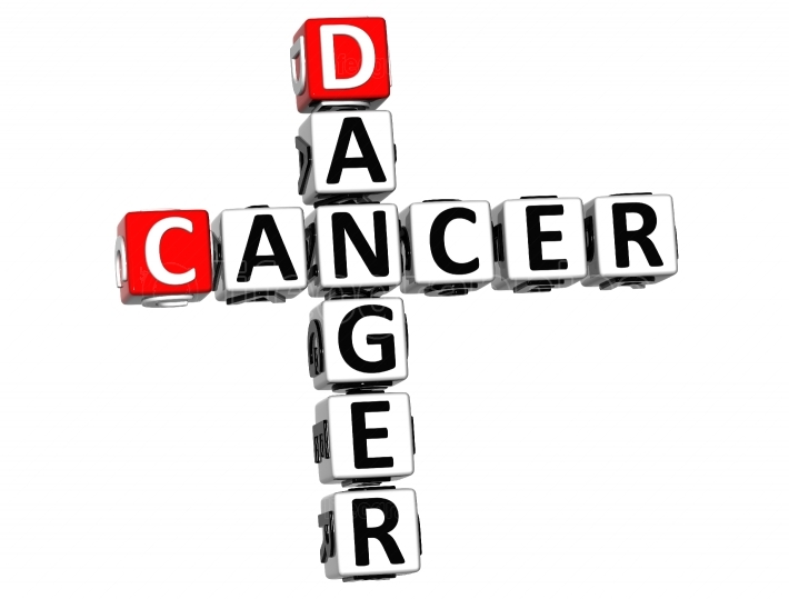 3D Cancer Danger Crossword