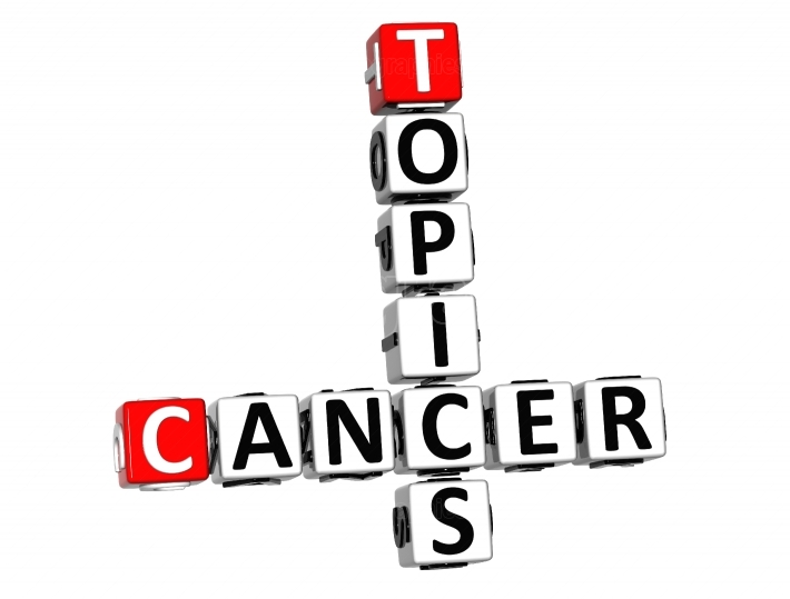 3D Cancer Topics Crossword