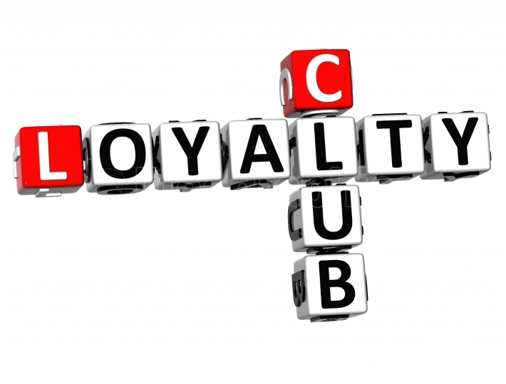 3D Club Loyalty Crossword