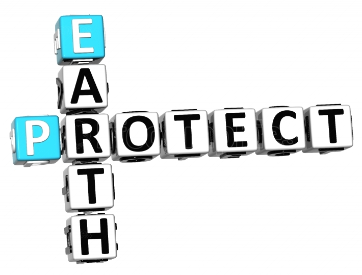 3D Earth Protect Crossword