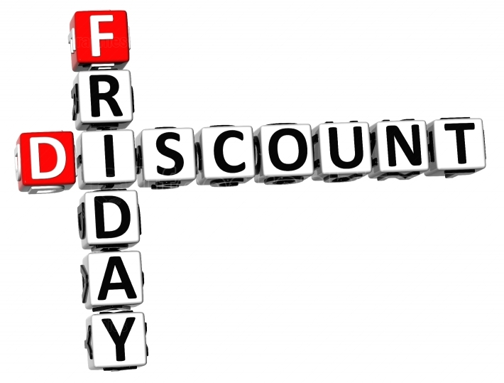 3D Friday Discount Crossword