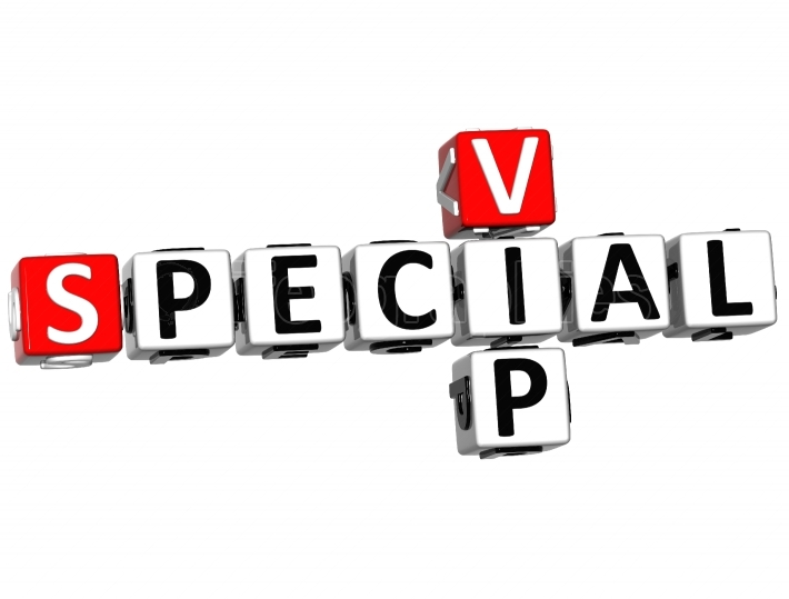 3D Special Edition Vip Crossword cube words