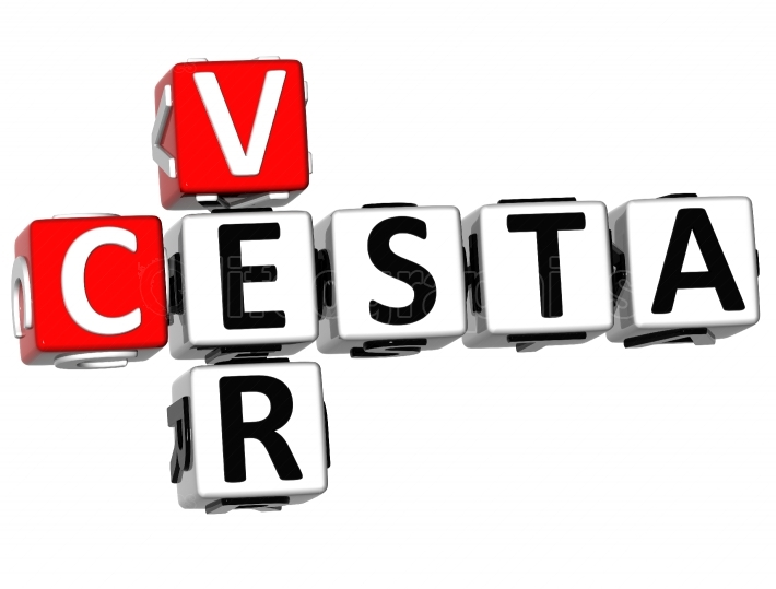 3D Ver Cesta Crossword