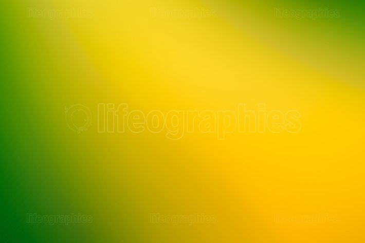 Abstract green orange background
