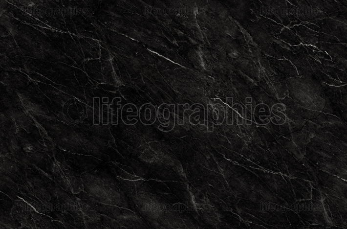 Black marble natural pattern for background, abstract black and white, granite texture