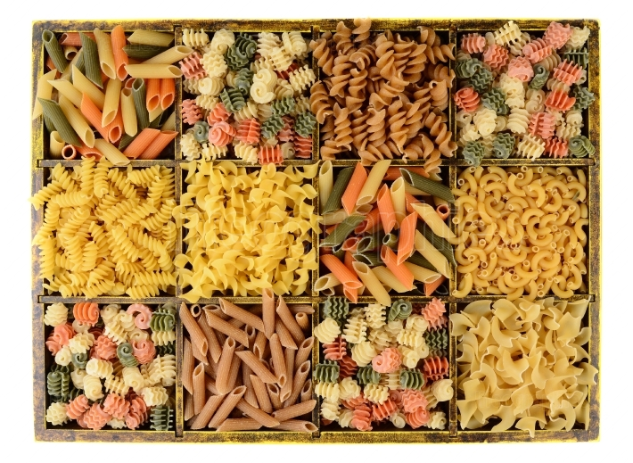 Box of Assorted Pastas