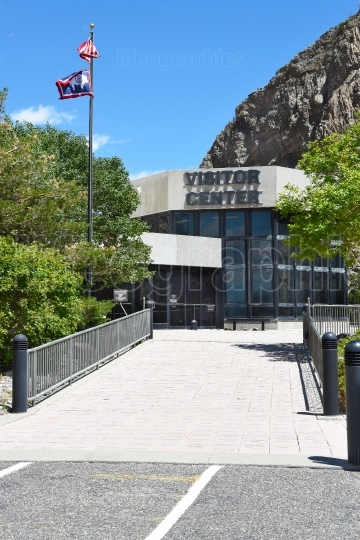 Buffalo Bill Dam Visitor Center