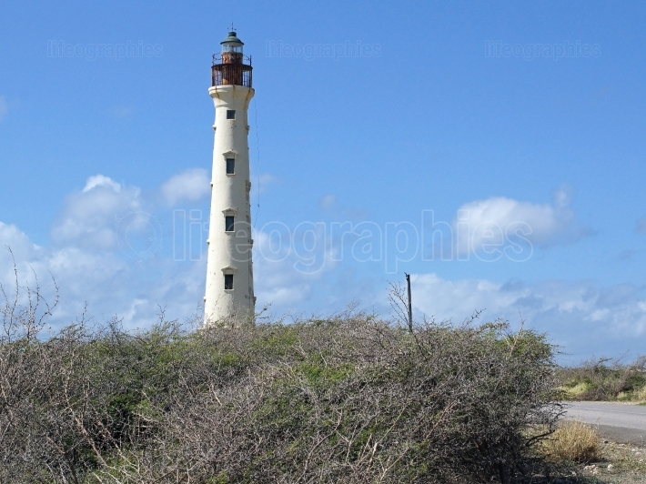 California Lighthouse, Aruba, ABC Islands