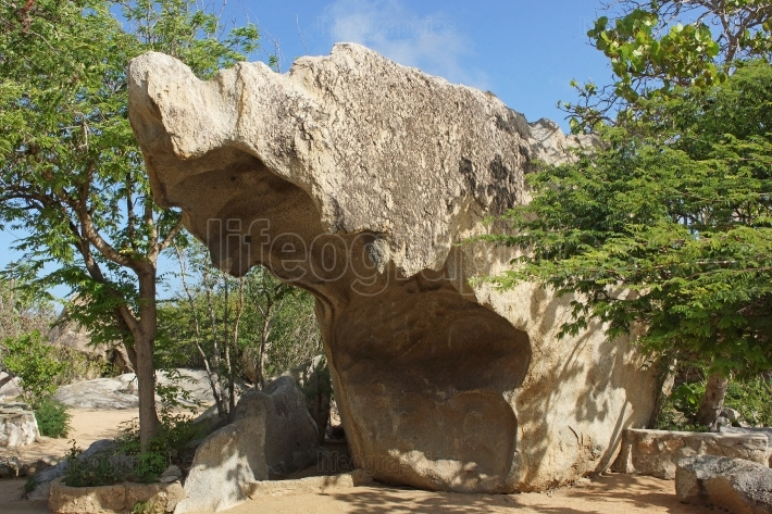 Casibari Rocks, Aruba, ABC Islands