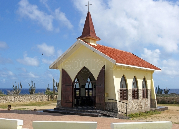 Chapel Alto Vista, Aruba, ABC Islands