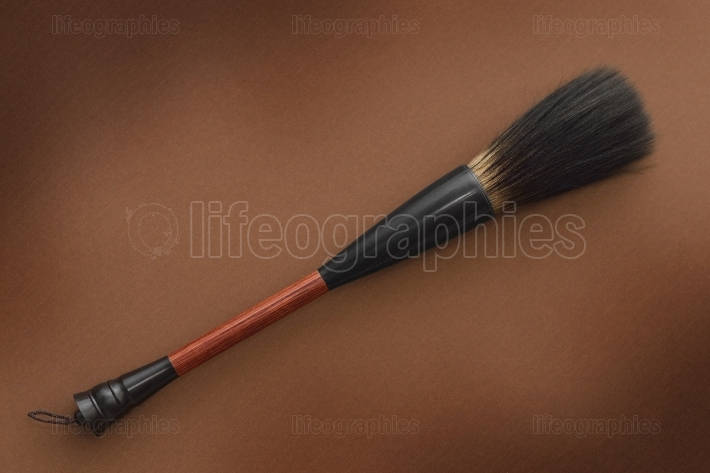 Chinese inkpainting brush