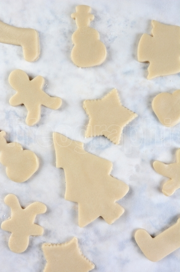Christmas Cookie Shapes