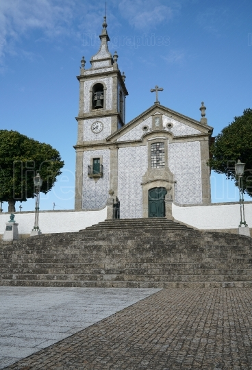 Church, Arcos, Portugal