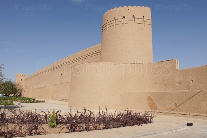 City Wall, Yazd, Iran