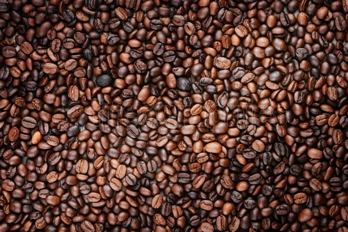 Coffee Beans Filling Frame