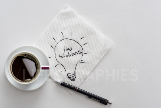 Coffee break for business ideas