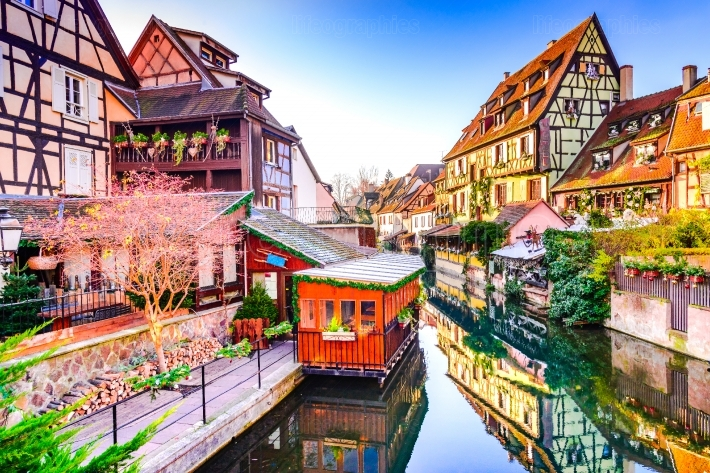 Colmar, Alsace, France   Little Venice