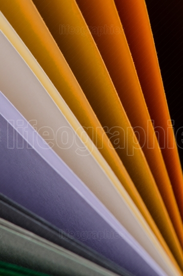 Color paper variety