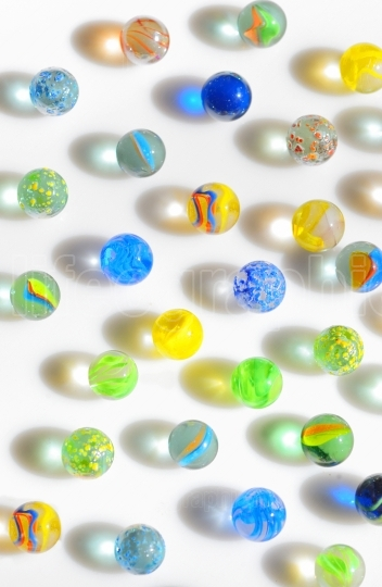 Colorful Marbles