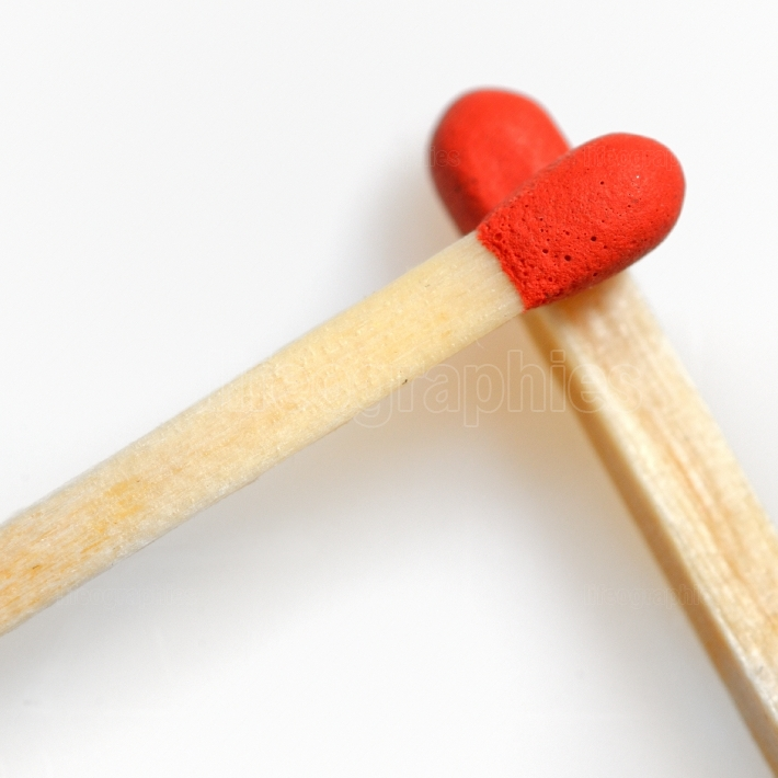 Conceptual Love from matches