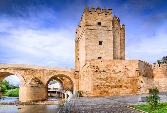 Cordoba - Callahora Tower, Andalusia, Spain