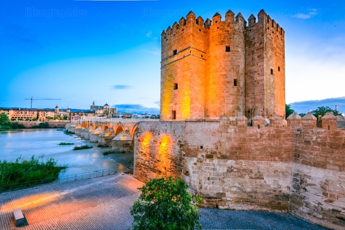 Cordoba - Roman Bridge, Andalusia, Spain