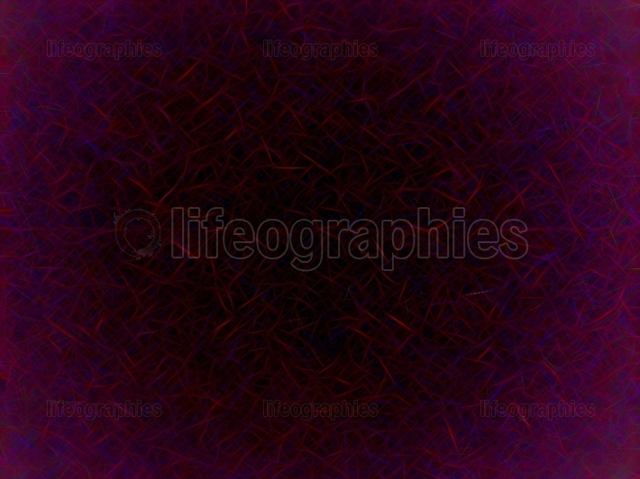 Dark red vignette stroke canvas textured background