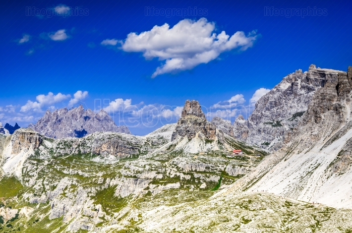 Dolomites Alps, South Tyrol,  Italy