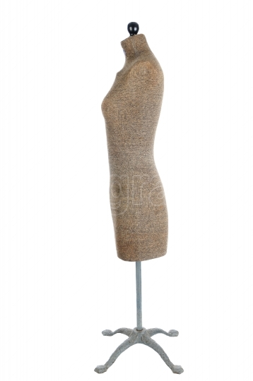 Dress Form Side View
