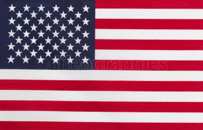 Flag of United States of America