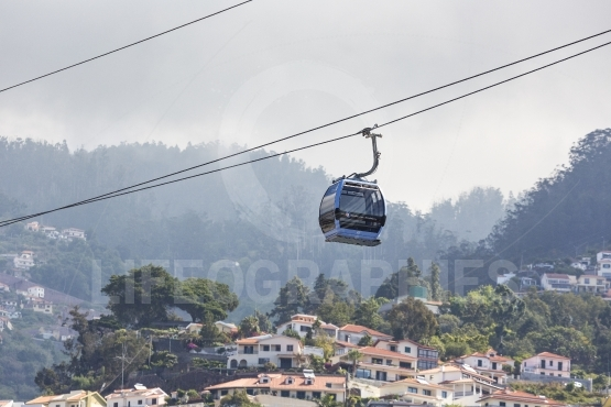 Funchal, portugal   june 25  cable car to monte on june 25, 2015