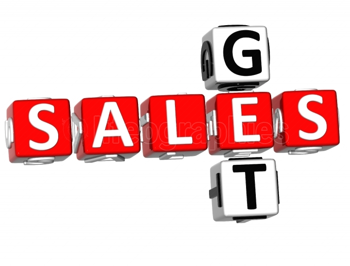 Get Sales Crossword