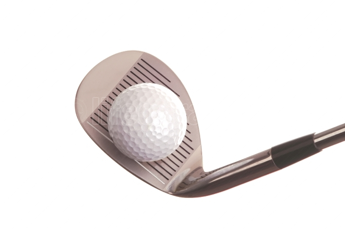 Golf Ball &amp  Club
