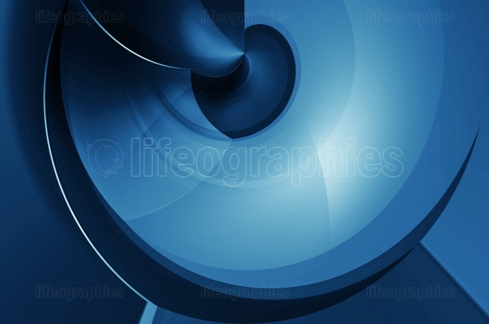 Graphical Abstract Circular Background Concept Series 393