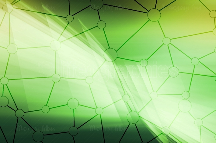 Graphical Abstract Technology Background Concept Series 34