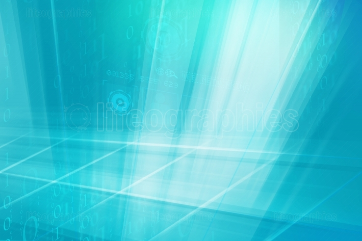 Graphical Hight Tech Background Concept Series 413