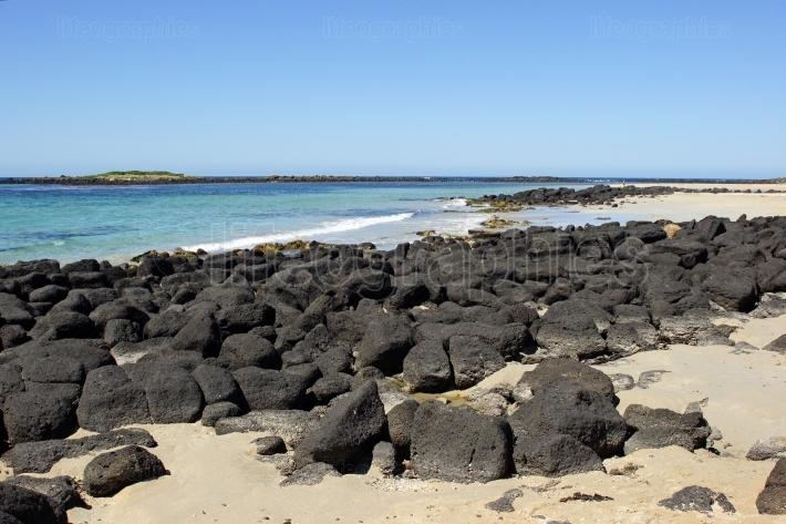 Griffiths Island, Port Fairy, Victoria, Australia