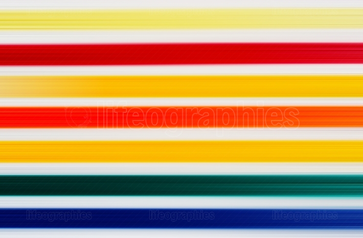 Horizontal colorful lines illustration background