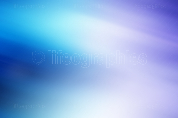 Horizontal vivid purple cyan blur abstraction background backdro