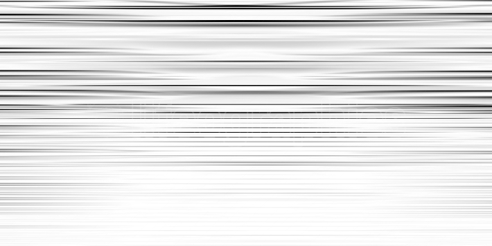 Horizontal white motion blur lines abstraction
