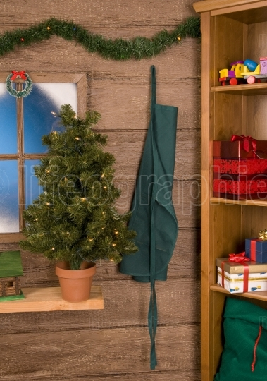 Inside Santas Workshop