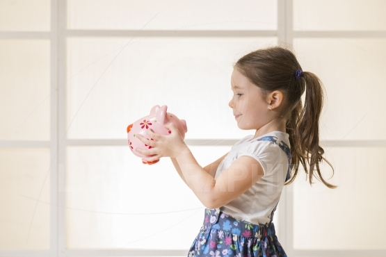 Junior Savings Account concept