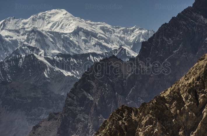 Karakoram mountains