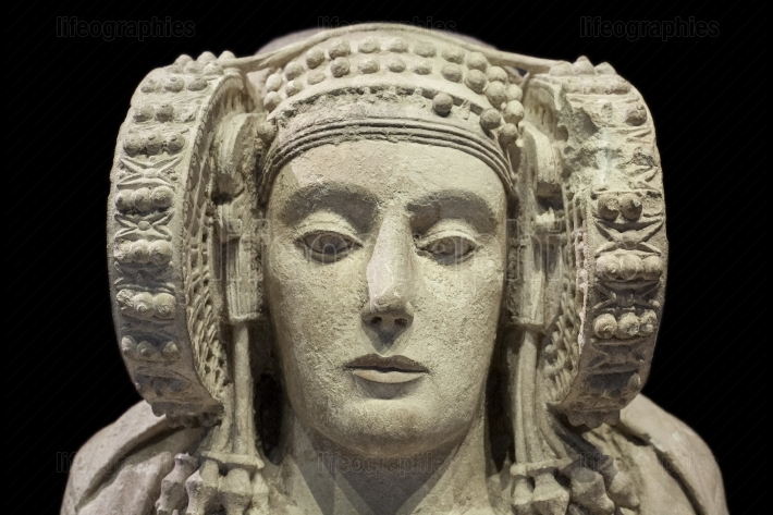 Lady of Elche, most important piece of Iberian art