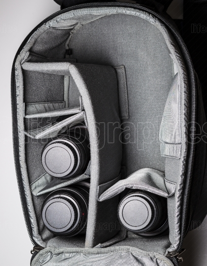 Large Travel Camera Bag