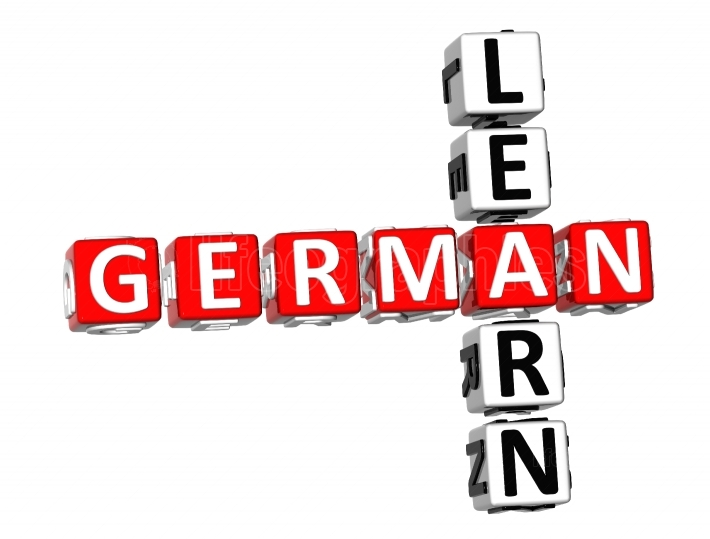Learn German Crossword