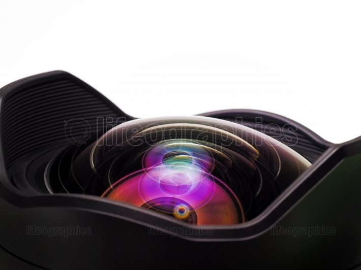 Lens for digital camera