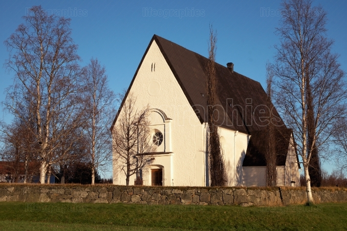 Lovanger church