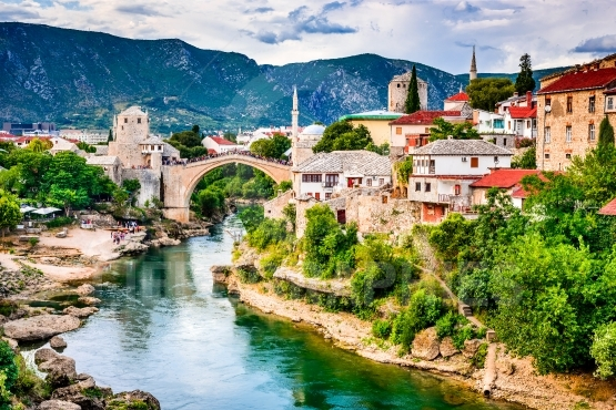 Mostar, bosnia and herzegovina