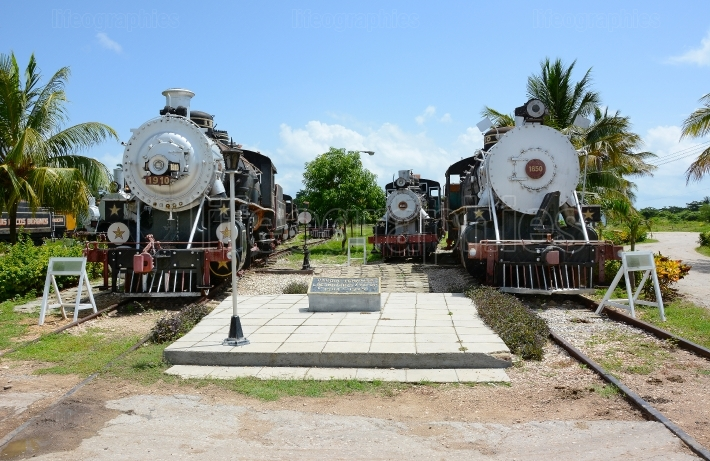 Museum of Steam at Remedios